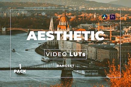Bangset Aesthetic Pack 1 Video LUTs