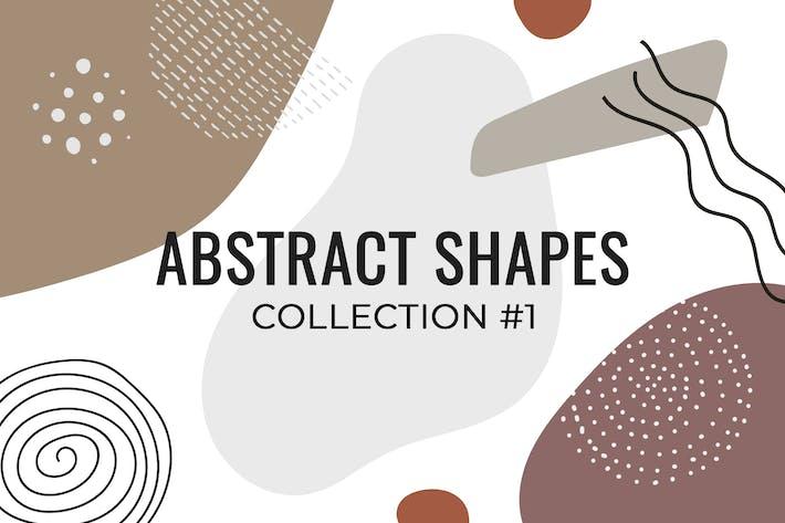 Sammlung abstrakter Formen #1