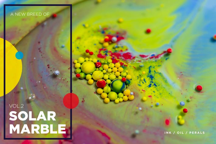 Thumbnail for Solar Marble Texture vol.2