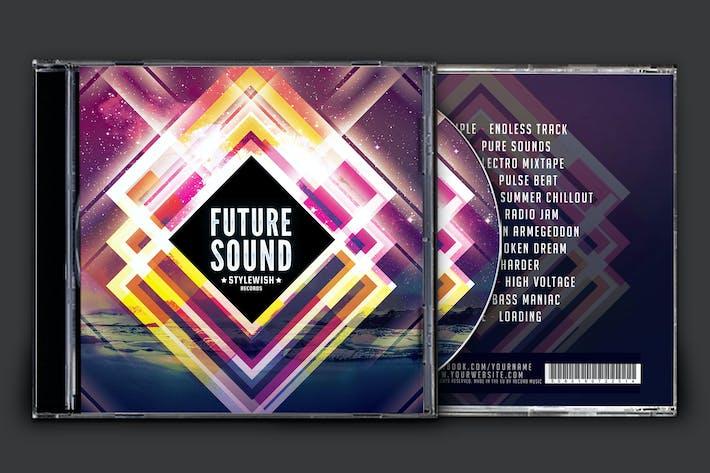 Thumbnail for Pochette de CD Future Sound