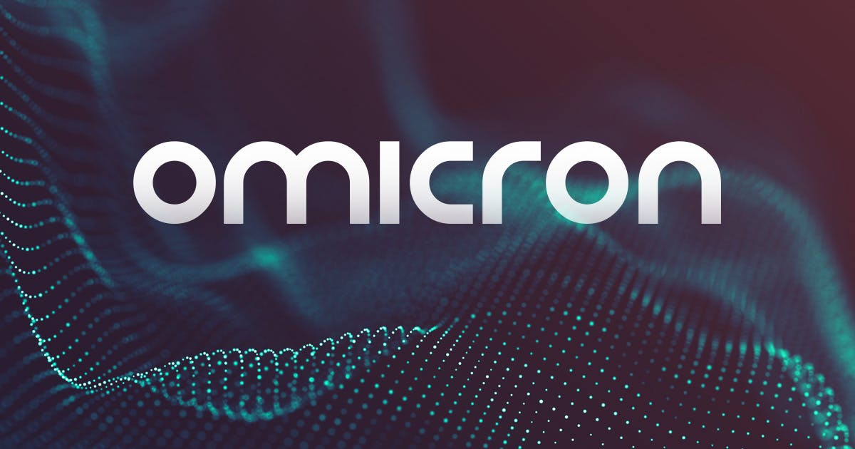 Omicron Typeface by MehmetRehaTugcu