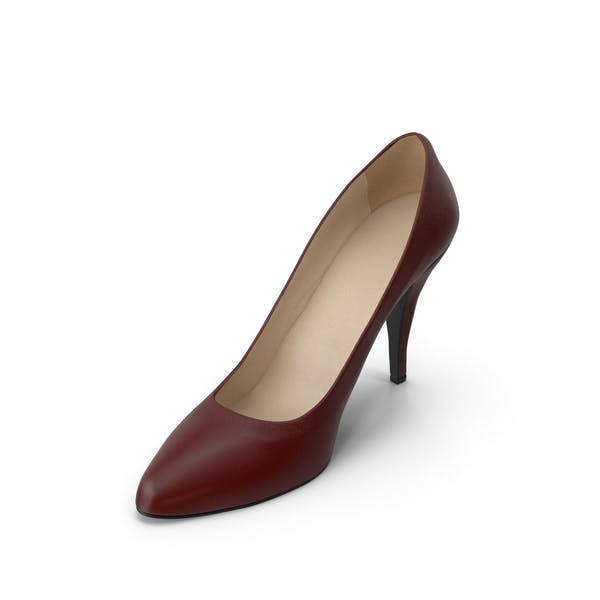 Women's Shoe Red