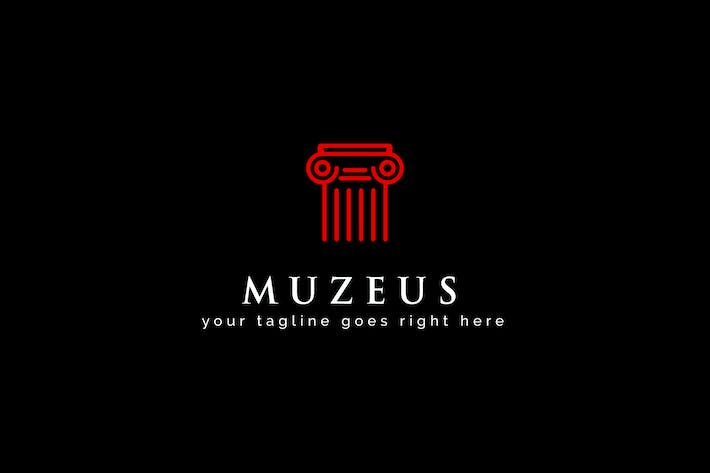 Thumbnail for Muzeus - Museum Logo Template