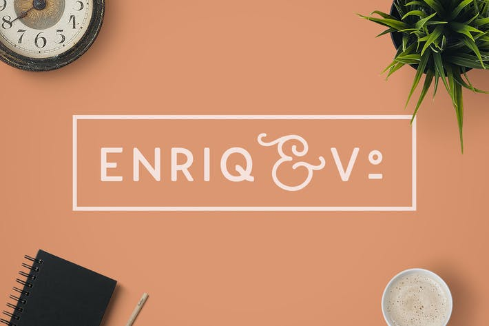 Thumbnail for Enriq Round Sans Serif Font