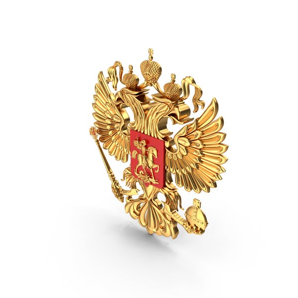 Cover Image for The National Emblem of Russia