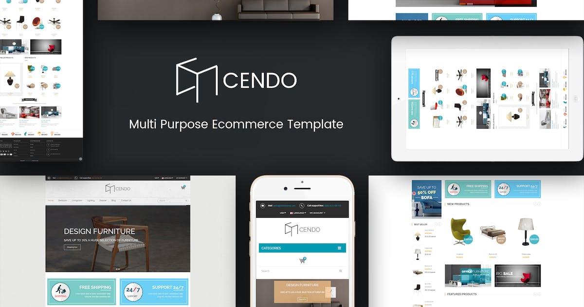 Cendo - Responsive Prestashop Furniture Theme by posthemes