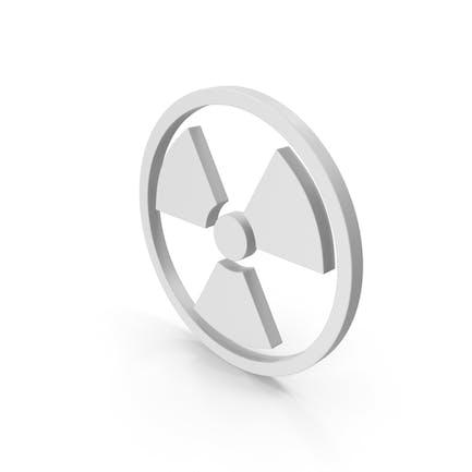 Símbolo Nuclear Logo