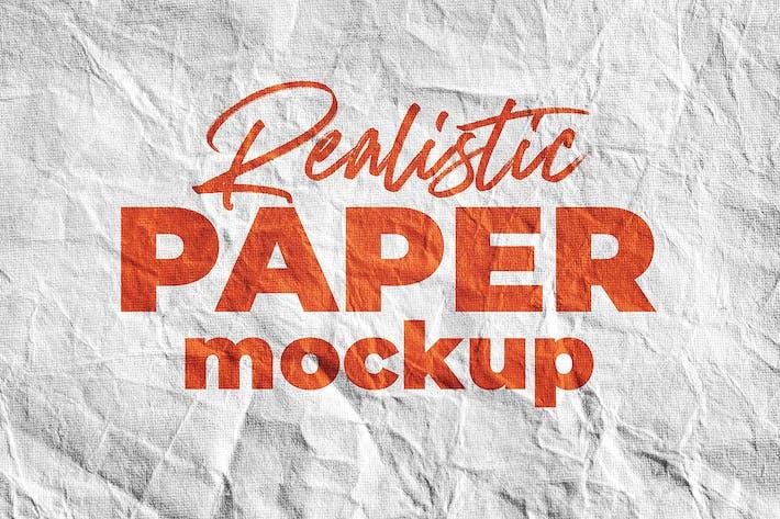 Thumbnail for SGM - Maquette de Logo en papier .01