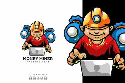 Miner Money Logo