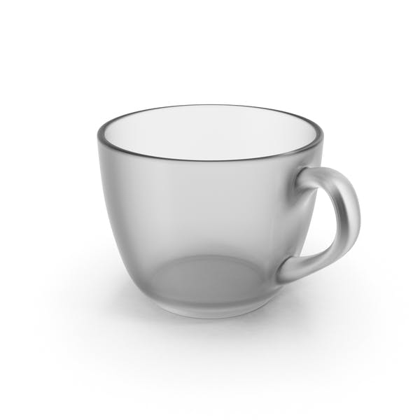 Cover Image for Glass Coffee Cup