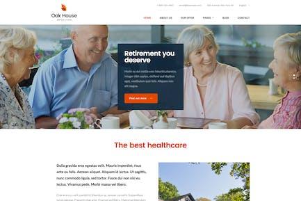 Oak House - Senior Care, Retirement Home
