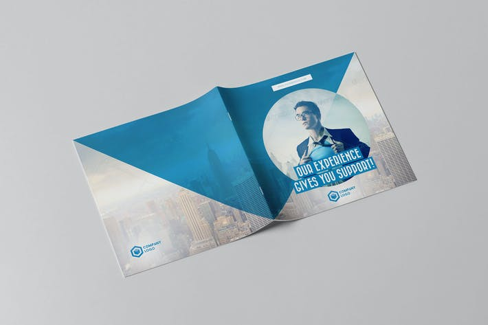 Thumbnail for Business Square Brochure
