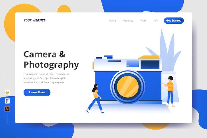 Thumbnail for Kamera & Fotografie - Zielseite