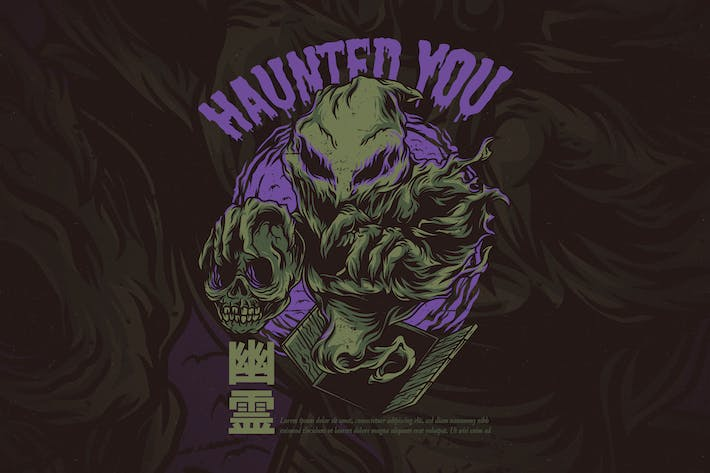 Thumbnail for Haunted You