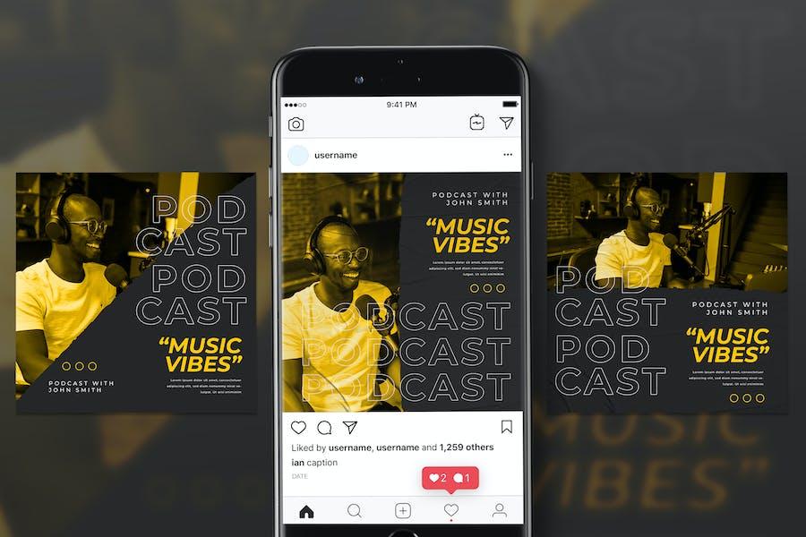 Talkshow Music Podcast