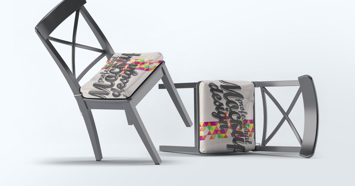 Download Chair Cushions Mock-Up by L5Design