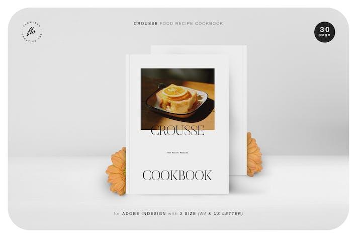 Thumbnail for Crousse Food Recipe Cookbook
