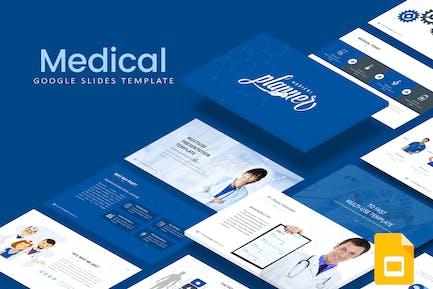 Medical Google Slides Template