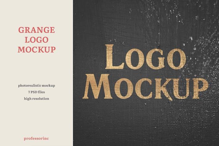 Thumbnail for Grange Logo Mockup