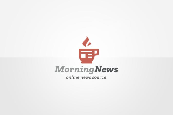 News logo template by floringheorghe on envato elements cover image for news logo template maxwellsz