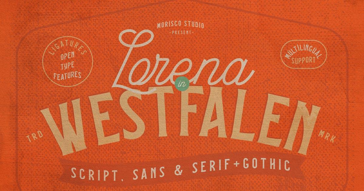 Download Lorena in Westfalen by fathurfateh