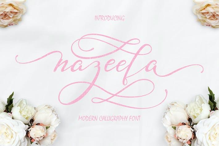Thumbnail for Nazeefa Script