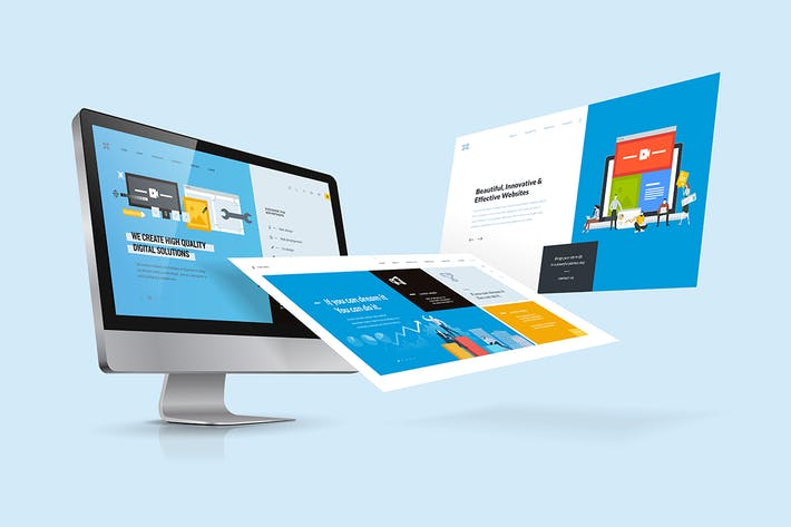 Thumbnail for Шаблон веб-дизайна