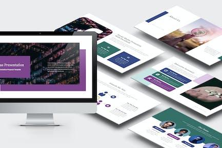 Cuzae : SEO Optimization Proposal Keynote