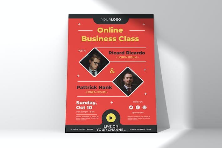 Thumbnail for Online Business Class