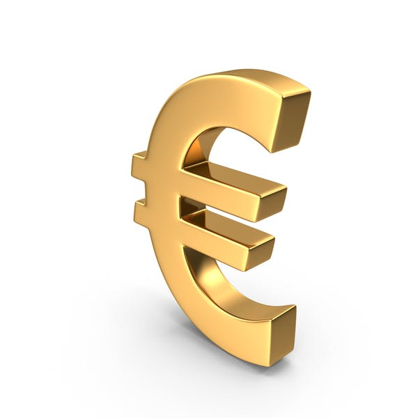 Thumbnail for Gold Euro Symbol