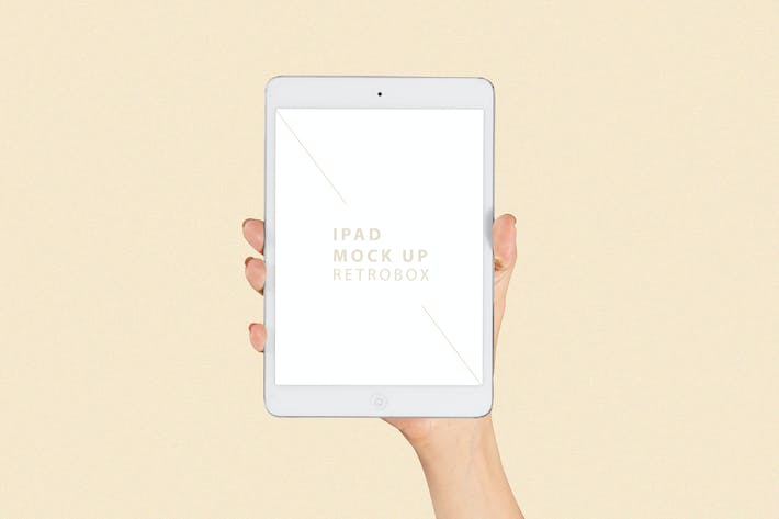 Thumbnail for iPad Tablet Mock Up Vol 04
