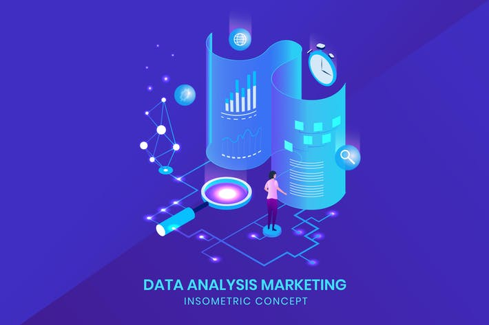Thumbnail for Data Analysis - Insometric Concept