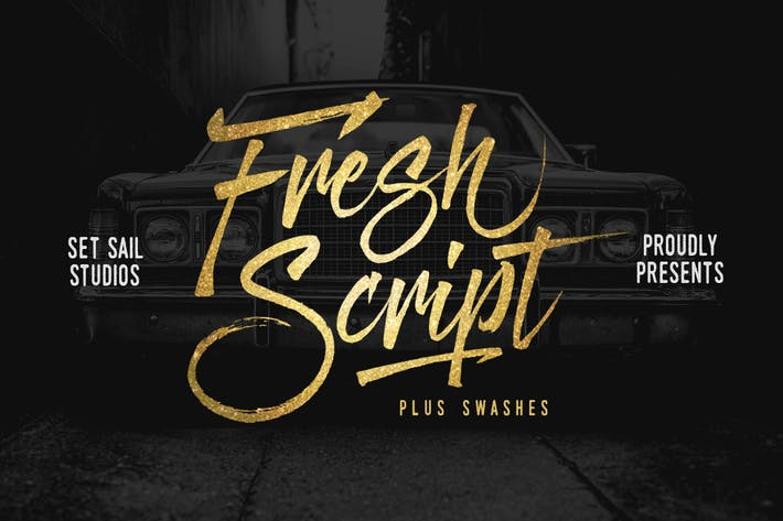 Cover Image For Fresh Script