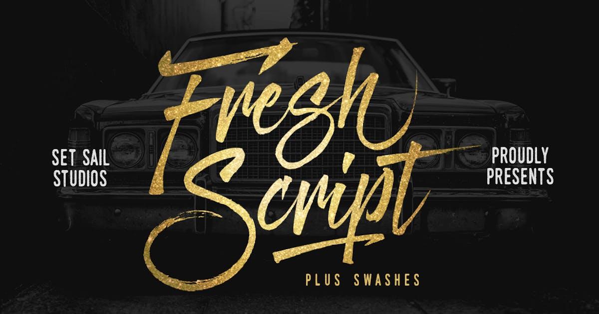 Download Fresh Script by SetSailStudios