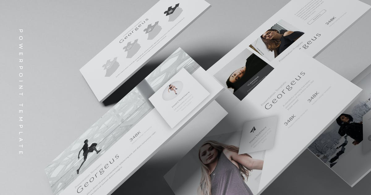 Download Georgeus - Powerpoint Template by aqrstudio