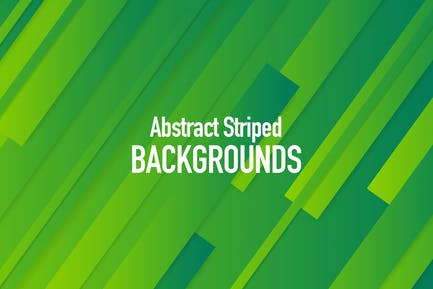 Abstract Striped Backgrounds
