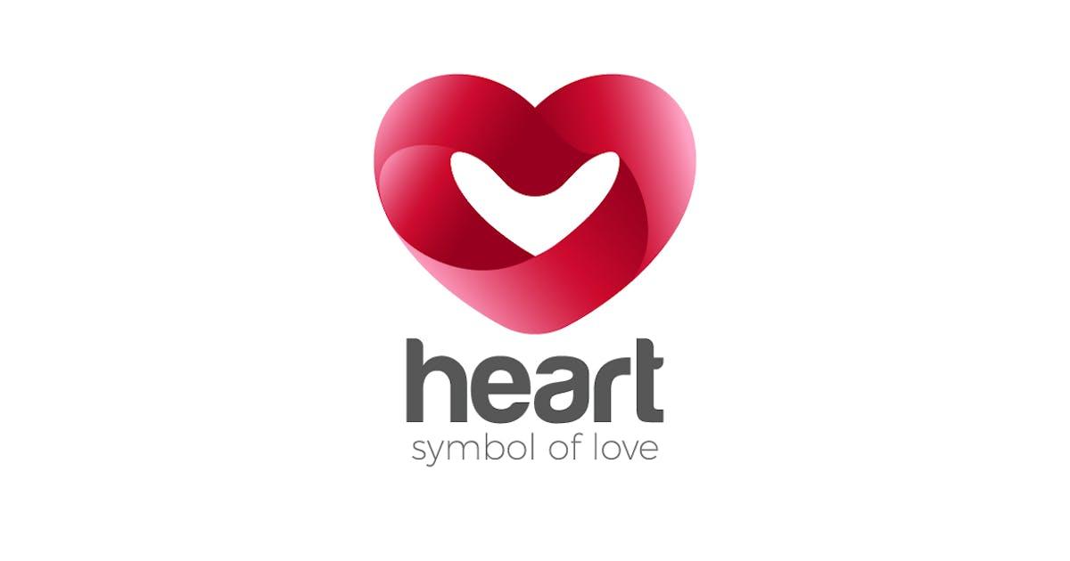 Download Logo Heart symbol of Love by Sentavio