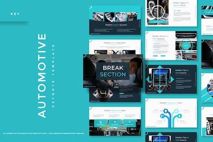 Automotive - Keynote Template