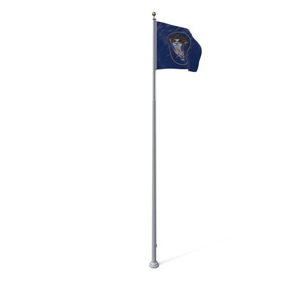 Государственный флаг штата Юта