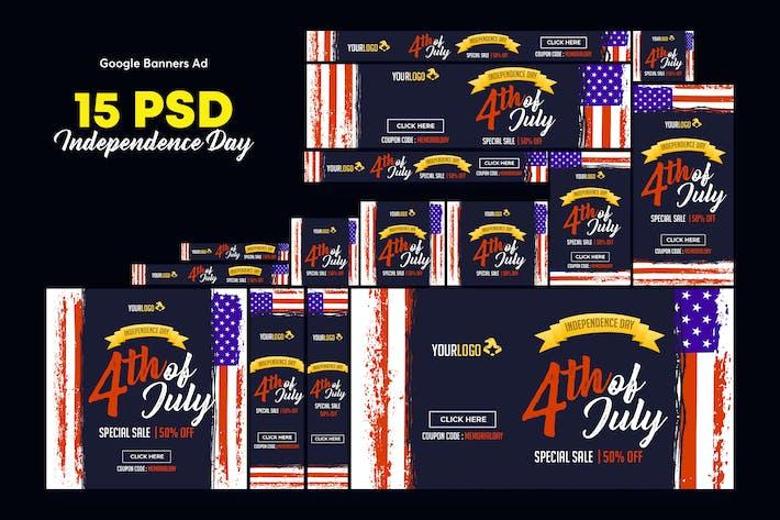 Thumbnail for Anuncio de Banners del Día de la Independencia