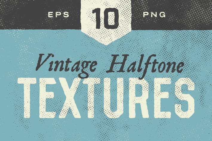 Thumbnail for Halftone Textures