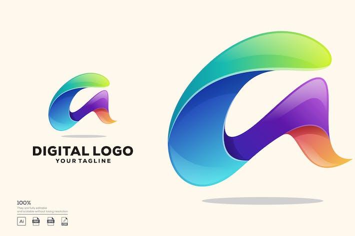 Thumbnail for digital logo design