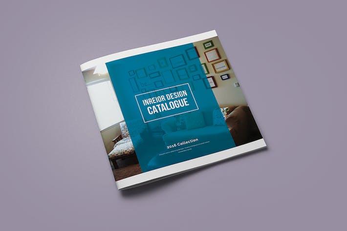 Cover Image For Square Portfolio Catalogue