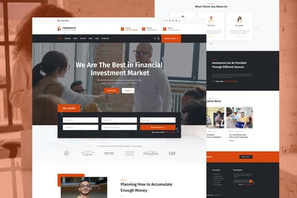 Financeya - Consulting, Finance & Accounting PSD