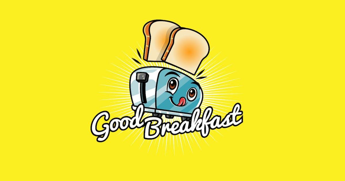 Download toast - Mascot & Esport Logo by aqrstudio