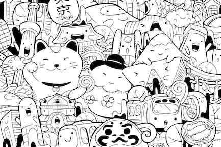 Tokyo Doodle