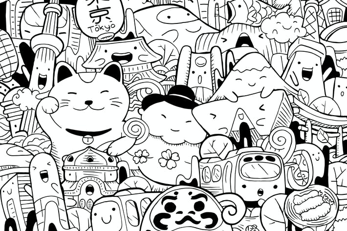 Thumbnail for Tokyo Doodle