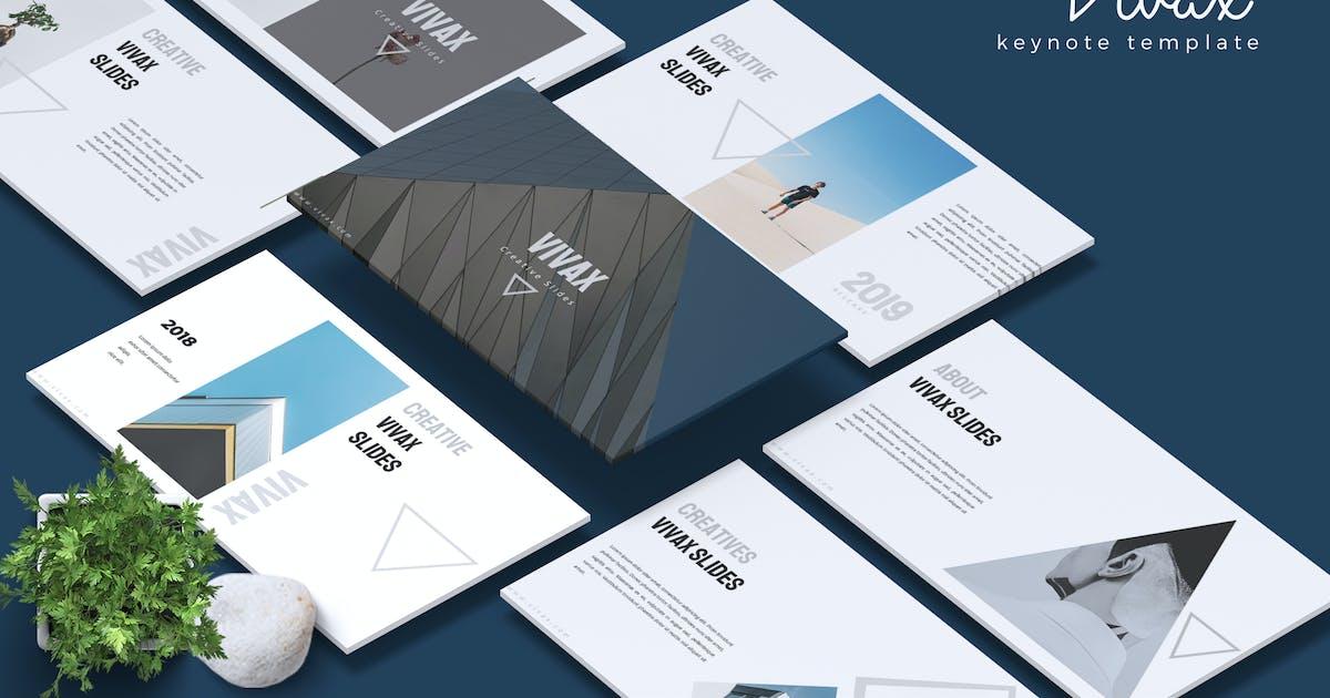 Download VIVAX - Creative Keynote Template by RahardiCreative