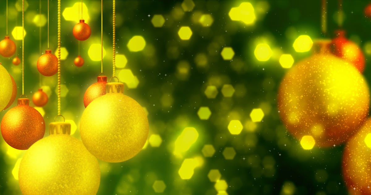 Download Christmas Ornaments by StrokeVorkz