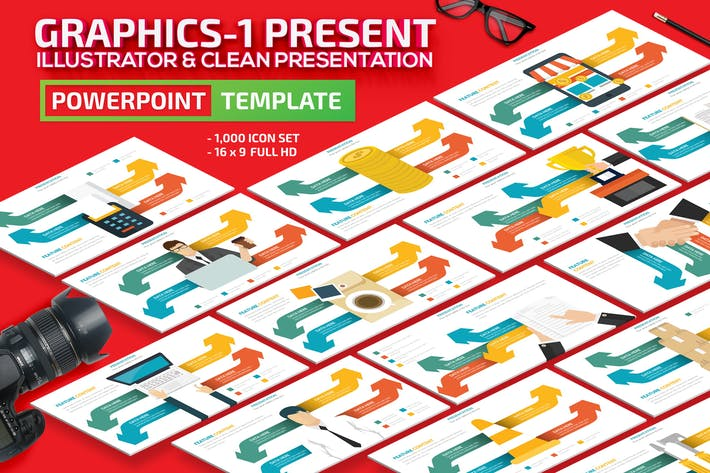 Graphic set1 Powerpoint Presentation